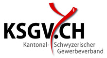 Logo Kantonal Schwyzerischer Gewerbeverband